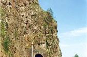 Восточный портал тоннеля Столбы